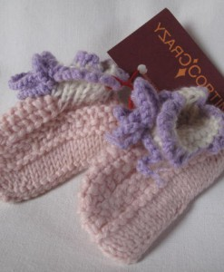 Pantofole per neonati