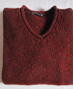 Fisherman out of Ireland sweater